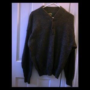 Cabela vintage wool sweater